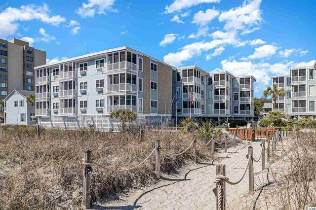 2405 S Ocean Blvd. #302, North Myrtle Beach, SC 29582 (MLS #2105086) :: Surfside Realty Company