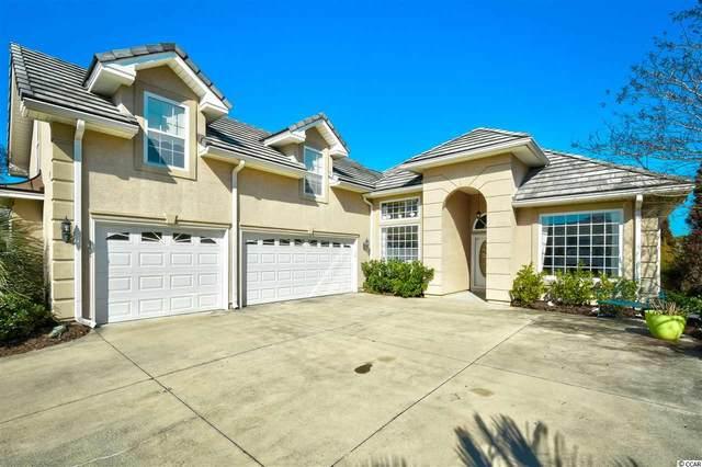 705 Evers Loop, Surfside Beach, SC 29575 (MLS #2105098) :: Garden City Realty, Inc.