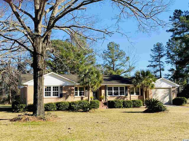 982 Brick Chimney Rd., Georgetown, SC 29440 (MLS #2105110) :: Duncan Group Properties