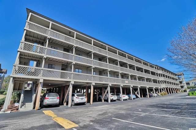 204 Maisons Dr. N-304, Myrtle Beach, SC 29572 (MLS #2105117) :: Armand R Roux | Real Estate Buy The Coast LLC