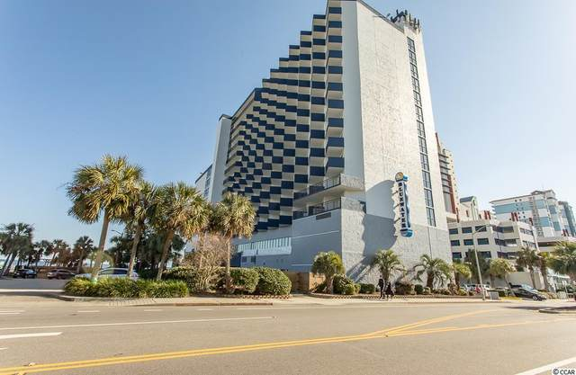 2001 S Ocean Blvd. #1410, Myrtle Beach, SC 29577 (MLS #2105118) :: Grand Strand Homes & Land Realty