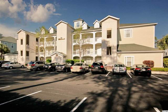 1009 World Tour Blvd. #204, Myrtle Beach, SC 29579 (MLS #2105120) :: The Greg Sisson Team