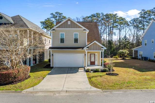 309 Foxpath Loop, Myrtle Beach, SC 29588 (MLS #2105121) :: Surfside Realty Company