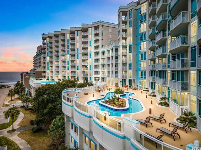 215 77th Ave. N #501, Myrtle Beach, SC 29579 (MLS #2105122) :: The Litchfield Company