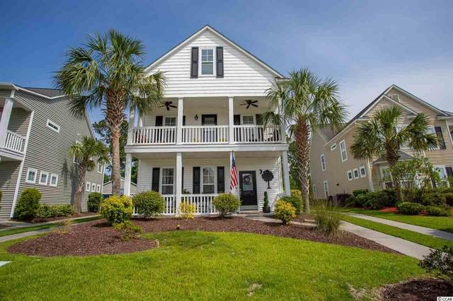 441 Emerson Dr., Myrtle Beach, SC 29579 (MLS #2105140) :: The Litchfield Company