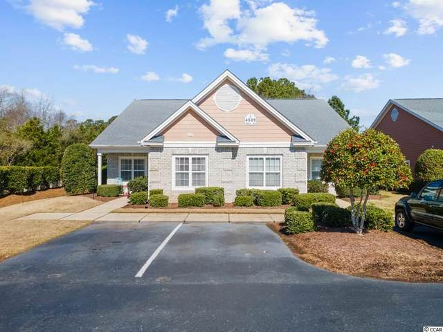 4509 Lightkeepers Way 49A, Little River, SC 29566 (MLS #2105142) :: The Litchfield Company