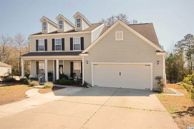 2475 Windmill Way, Myrtle Beach, SC 29579 (MLS #2105143) :: The Greg Sisson Team