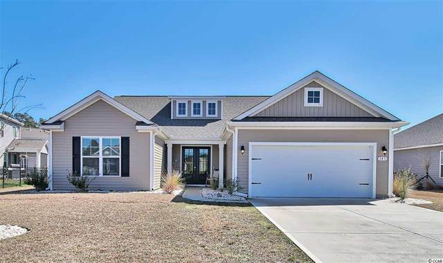 143 Bucky Loop, Murrells Inlet, SC 29576 (MLS #2105146) :: The Lachicotte Company