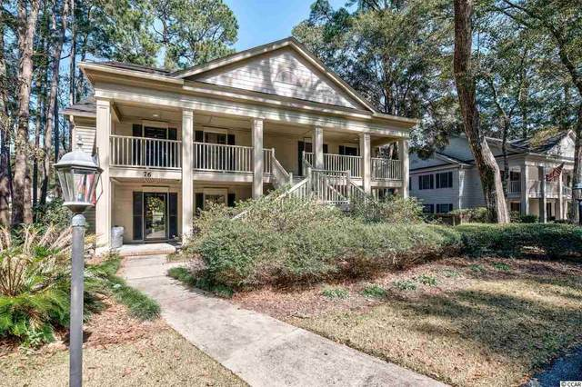 76 Stillwood Dr. #4, Pawleys Island, SC 29585 (MLS #2105150) :: The Lachicotte Company