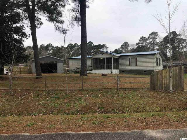2430 Greenleaf Dr., Conway, SC 29526 (MLS #2105154) :: Surfside Realty Company