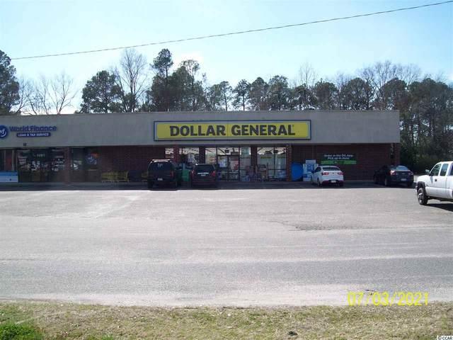 1081/1085 N Cottingham Blvd., Bennetsville, SC 29512 (MLS #2105160) :: Garden City Realty, Inc.