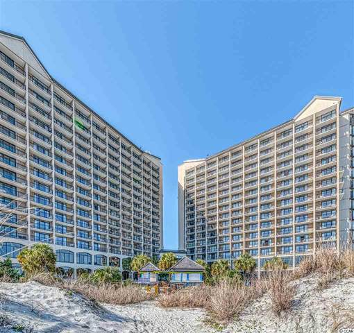 4800 S Ocean Blvd. S #915, North Myrtle Beach, SC 29582 (MLS #2105165) :: Armand R Roux | Real Estate Buy The Coast LLC