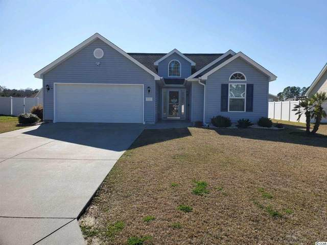 120 Emily Springs Dr., Conway, SC 29527 (MLS #2105177) :: The Litchfield Company