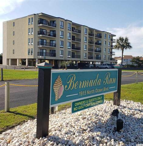 1915 N Ocean Blvd. A-103, North Myrtle Beach, SC 29582 (MLS #2105179) :: Surfside Realty Company