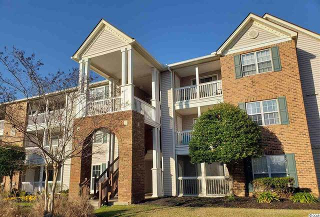 3774 Hitchcock Way #816, Myrtle Beach, SC 29577 (MLS #2105182) :: James W. Smith Real Estate Co.