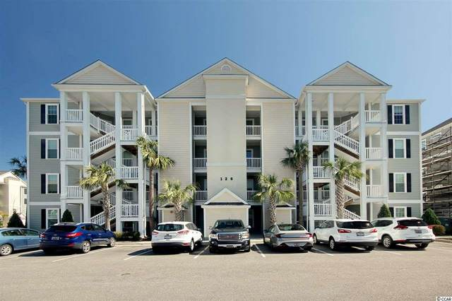 126 Ella Kinley Circle #202, Myrtle Beach, SC 29588 (MLS #2105187) :: James W. Smith Real Estate Co.