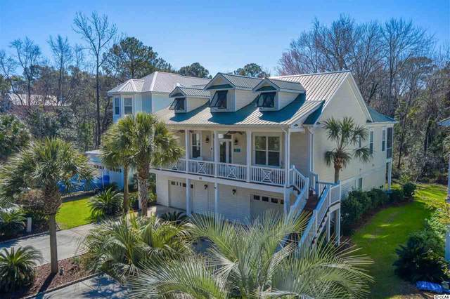 65 Harbourreef Dr., Pawleys Island, SC 29585 (MLS #2105192) :: The Litchfield Company