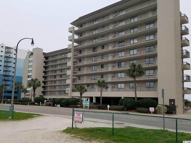 4719 S Ocean Blvd. #704, North Myrtle Beach, SC 29582 (MLS #2105196) :: Garden City Realty, Inc.