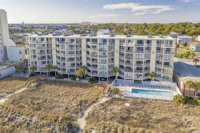 4605 S Ocean Blvd. S F-2, North Myrtle Beach, SC 29582 (MLS #2105259) :: Surfside Realty Company