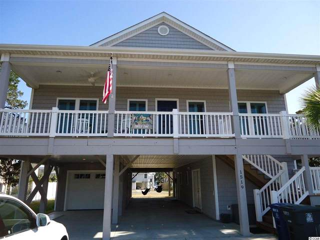 1519 Holly Dr., North Myrtle Beach, SC 29582 (MLS #2105261) :: Surfside Realty Company