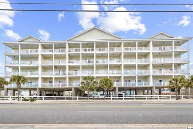 820 S Ocean Blvd. #402, North Myrtle Beach, SC 29582 (MLS #2105266) :: Surfside Realty Company