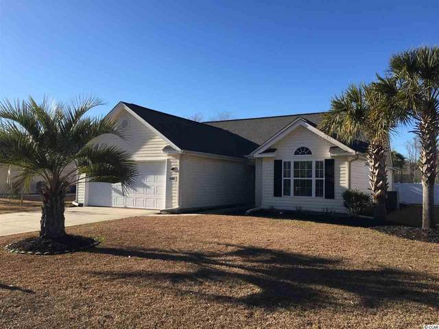 648 West Oak Circle Dr., Myrtle Beach, SC 29588 (MLS #2105308) :: Garden City Realty, Inc.