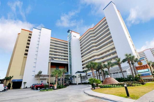 5300 N Ocean Blvd. #509, Myrtle Beach, SC 29577 (MLS #2105316) :: Jerry Pinkas Real Estate Experts, Inc