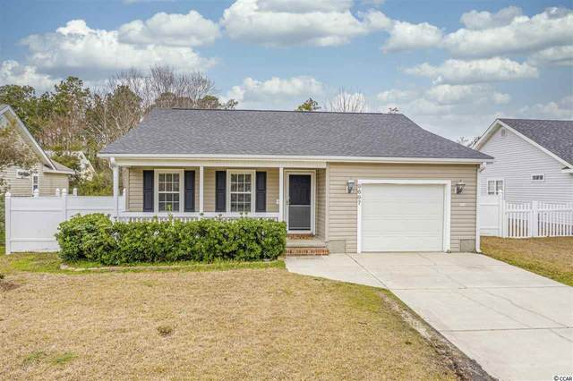 9667 Holladay Dr., Murrells Inlet, SC 29576 (MLS #2105322) :: Surfside Realty Company