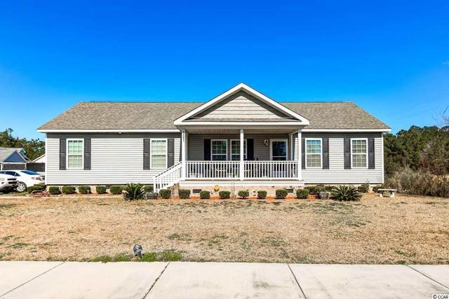 1301 Weldon Ln., Conway, SC 29526 (MLS #2105342) :: Grand Strand Homes & Land Realty