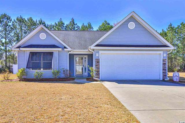 167 Leadoff Dr., Myrtle Beach, SC 29588 (MLS #2105367) :: Sloan Realty Group