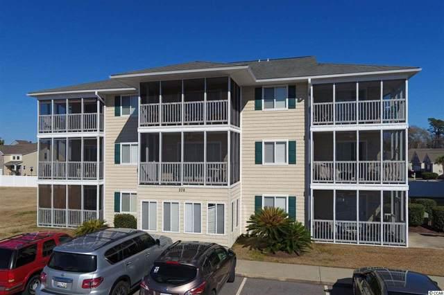 208 Landing Rd. I, North Myrtle Beach, SC 29582 (MLS #2105378) :: The Litchfield Company