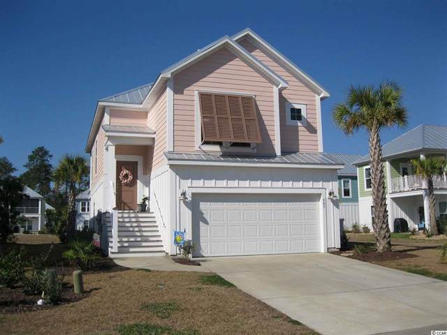 547 Chanted Dr., Murrells Inlet, SC 29576 (MLS #2105398) :: The Litchfield Company