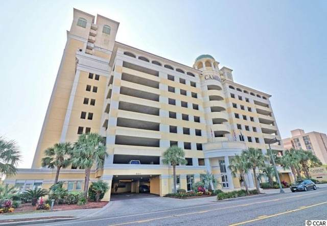 2000 N Ocean Blvd. Ph-11, Myrtle Beach, SC 29577 (MLS #2105399) :: The Lachicotte Company