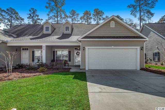 839 Sail Ln. #102, Murrells Inlet, SC 29576 (MLS #2105405) :: James W. Smith Real Estate Co.