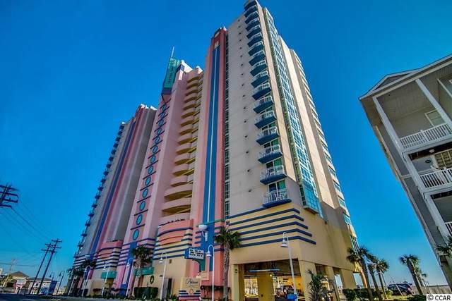 3500 N Ocean Blvd. #1703, North Myrtle Beach, SC 29582 (MLS #2105410) :: The Litchfield Company