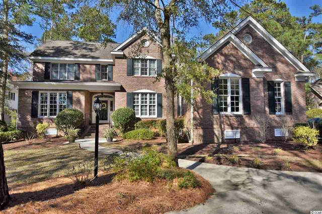 4335 Hunters Wood Dr., Murrells Inlet, SC 29576 (MLS #2105453) :: The Greg Sisson Team