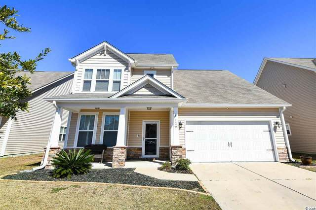 1149 Bethpage Dr., Myrtle Beach, SC 29579 (MLS #2105472) :: Armand R Roux | Real Estate Buy The Coast LLC