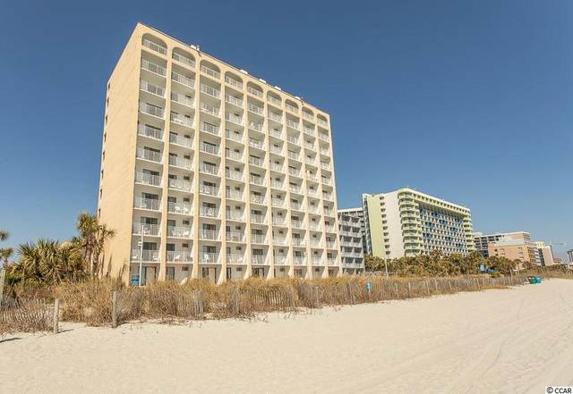 1207 S Ocean Blvd. #20402, Myrtle Beach, SC 29577 (MLS #2105477) :: The Litchfield Company