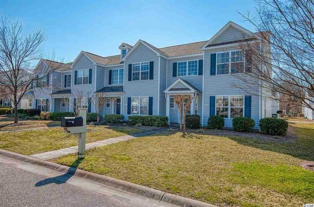 868 Barn Owl Ct. #868, Myrtle Beach, SC 29579 (MLS #2105479) :: Jerry Pinkas Real Estate Experts, Inc