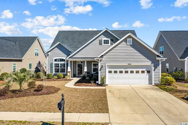 9413 Fetter Bush Rd., Myrtle Beach, SC 29579 (MLS #2105488) :: Surfside Realty Company