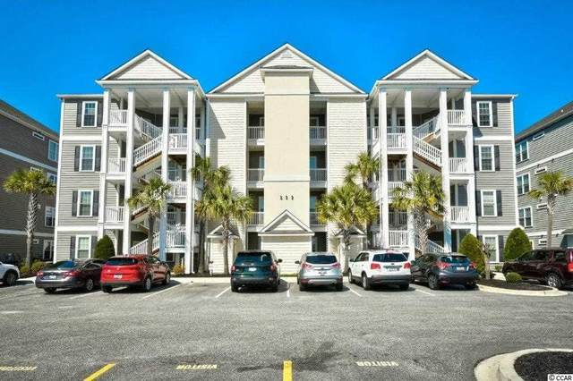 133 Ella Kinley Circle #201, Myrtle Beach, SC 29588 (MLS #2105493) :: James W. Smith Real Estate Co.
