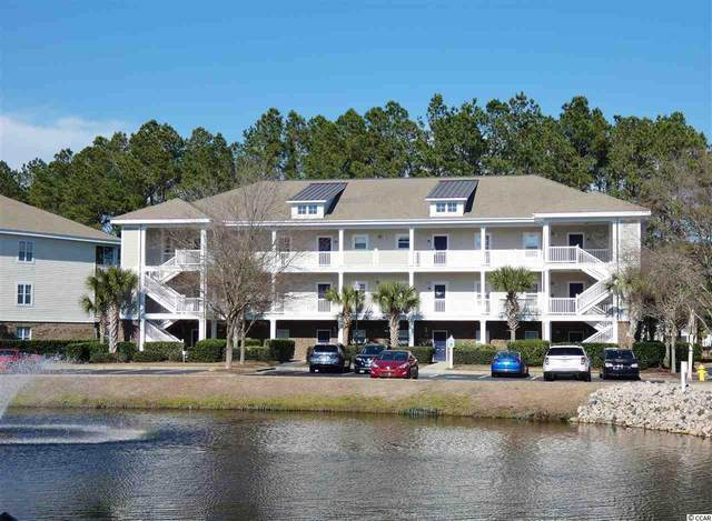 6253 Catalina Dr. #132, North Myrtle Beach, SC 29582 (MLS #2105496) :: The Litchfield Company