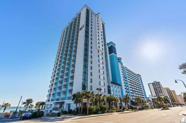 3000 N Ocean Blvd. #1503, Myrtle Beach, SC 29577 (MLS #2105512) :: The Lachicotte Company