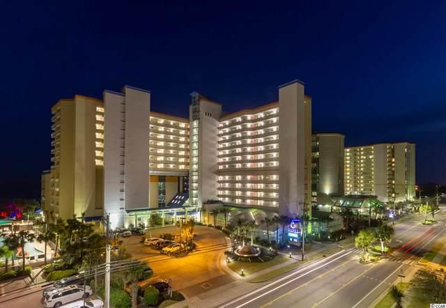 5200 N Ocean Blvd. #937, Myrtle Beach, SC 29577 (MLS #2105520) :: The Litchfield Company