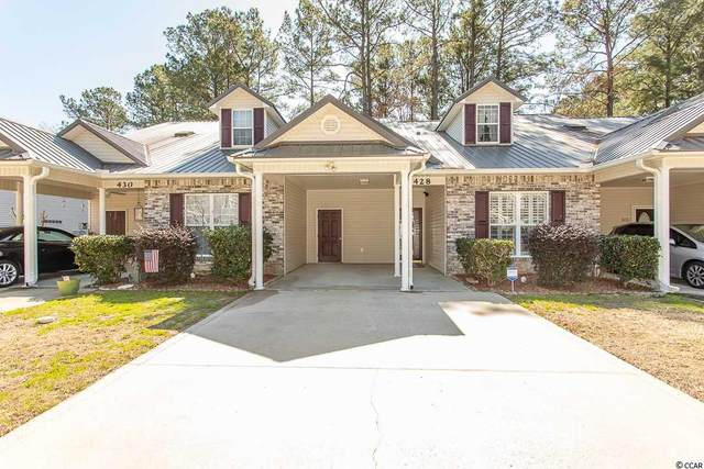 428 Colonial Trace Dr. 15-E, Longs, SC 29568 (MLS #2105535) :: Surfside Realty Company