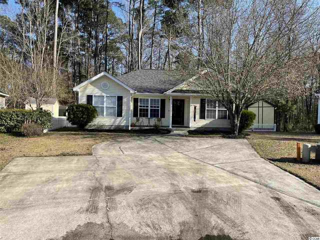 1345 Eagle Crest Dr., Myrtle Beach, SC 29579 (MLS #2105540) :: The Litchfield Company