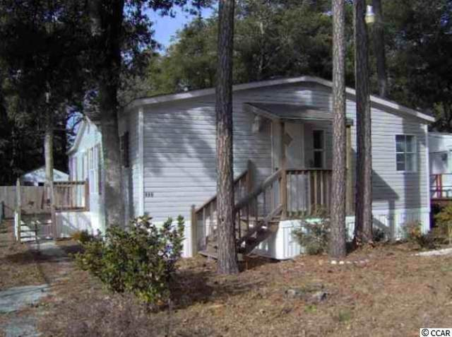 4511 Heron St., North Myrtle Beach, SC 29582 (MLS #2105542) :: The Lachicotte Company
