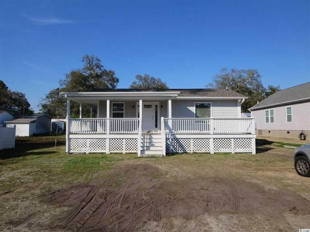 2403 Park St., North Myrtle Beach, SC 29582 (MLS #2105543) :: Armand R Roux | Real Estate Buy The Coast LLC
