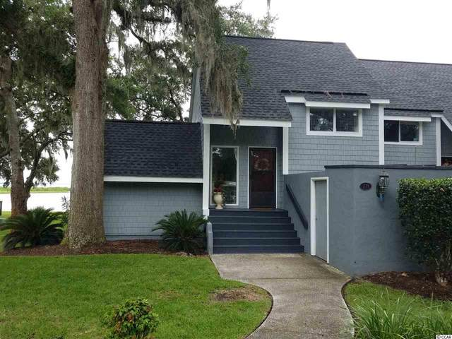 117 Finch Dr. #271, Georgetown, SC 29440 (MLS #2105545) :: The Litchfield Company