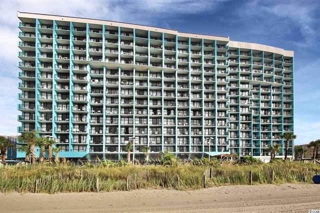 1501 S Ocean Blvd. #1142, Myrtle Beach, SC 29577 (MLS #2105547) :: The Litchfield Company